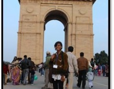 From Bhatdih to Delhi – Journey of a young girl and a community reporter