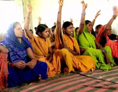 From the periphery to the core: How can we hear more women's voices from rural India?